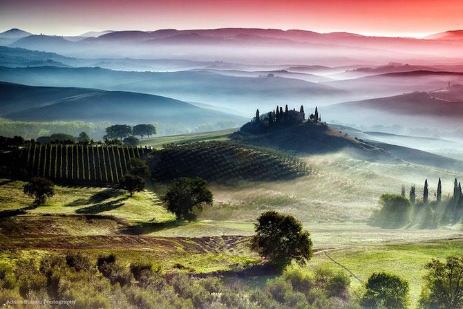 Peisaje minunate din Toscana, de Adnan Bubalo - Poza 6