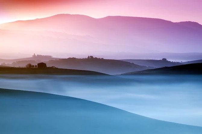 Peisaje minunate din Toscana, de Adnan Bubalo - Poza 7
