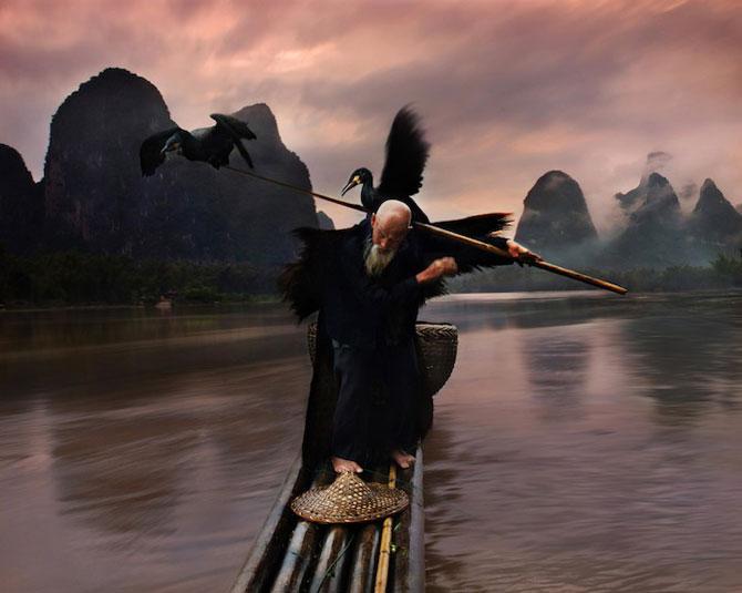 Calatorie in Asia prin portrete superbe - Poza 1