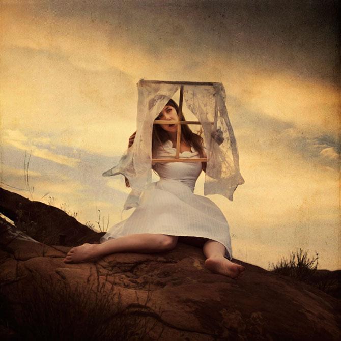 Fotografii suprarealiste, de Brooke Shaden