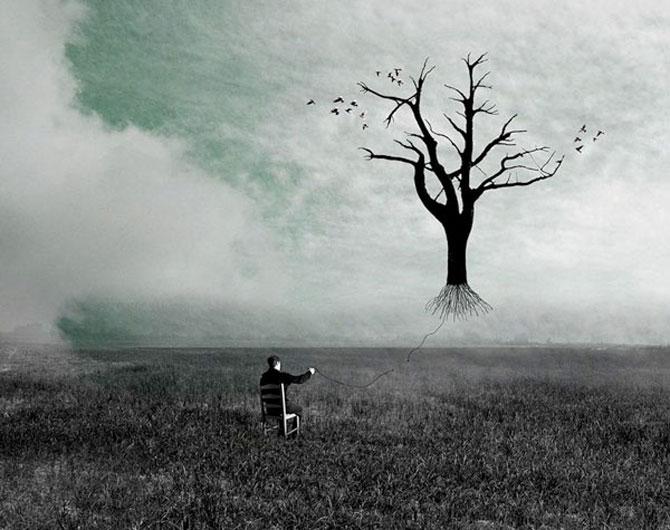 Suprarealistul grec care se joaca de-a imaginatia - Poza 7