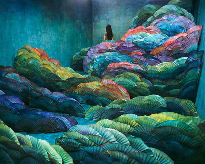 Fotografii suprarealiste fara Photoshop, de Jee Young Lee - Poza 3