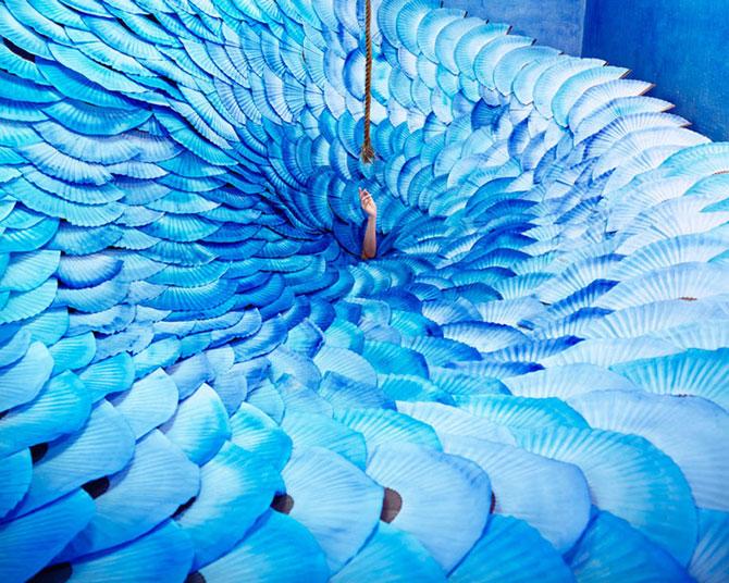 Fotografii suprarealiste fara Photoshop, de Jee Young Lee - Poza 11