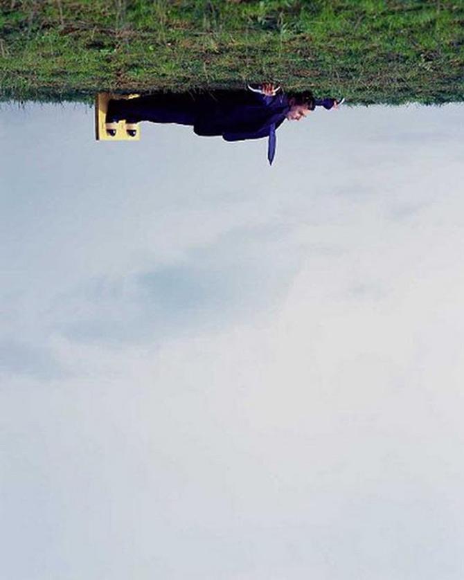 A merge mereu inainte, cu Philippe Ramette - Poza 2