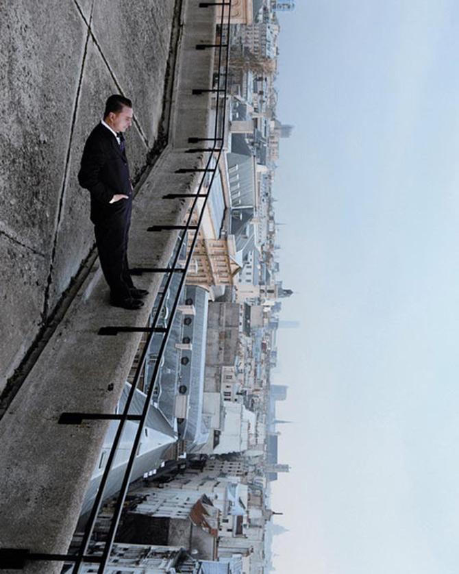 A merge mereu inainte, cu Philippe Ramette - Poza 8