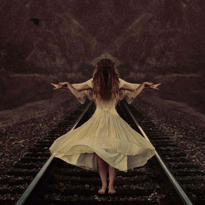Balerine de vis si de cosmar, de Brooke Shaden - Poza 5