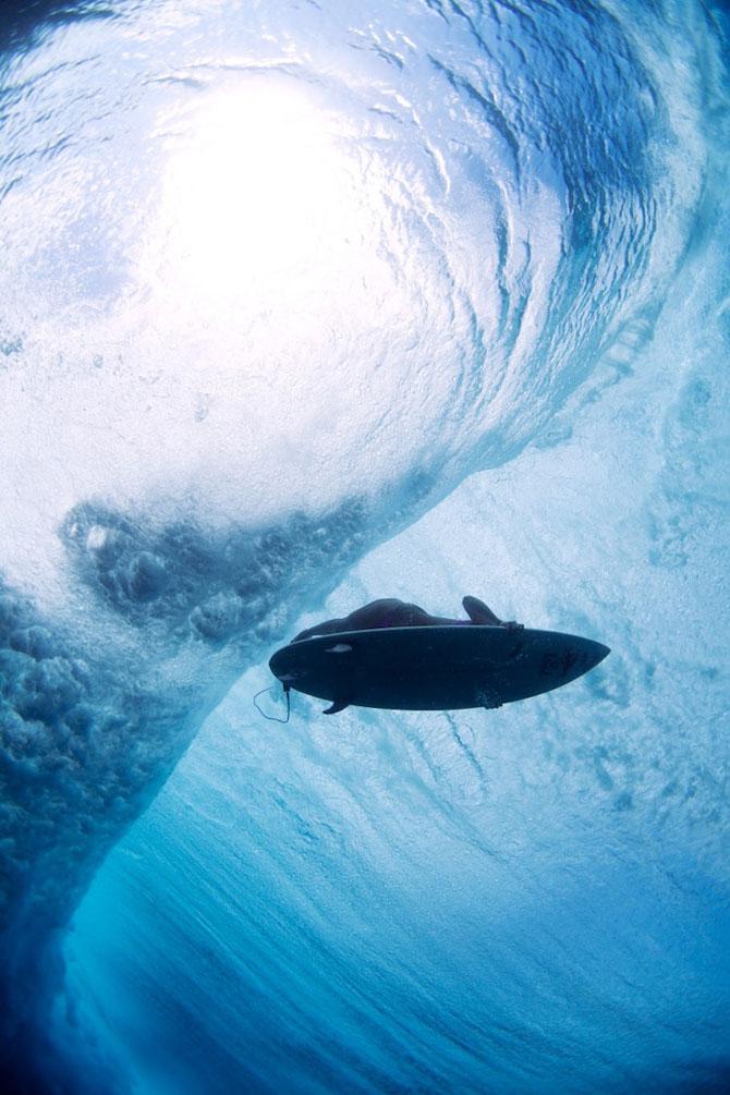 Surf sub valurile oceanului, cu Lucia Griggi - Poza 5