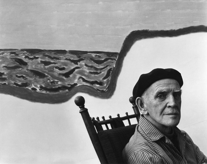 Arnold Newman, fotograful unui intreg secol - Poza 3