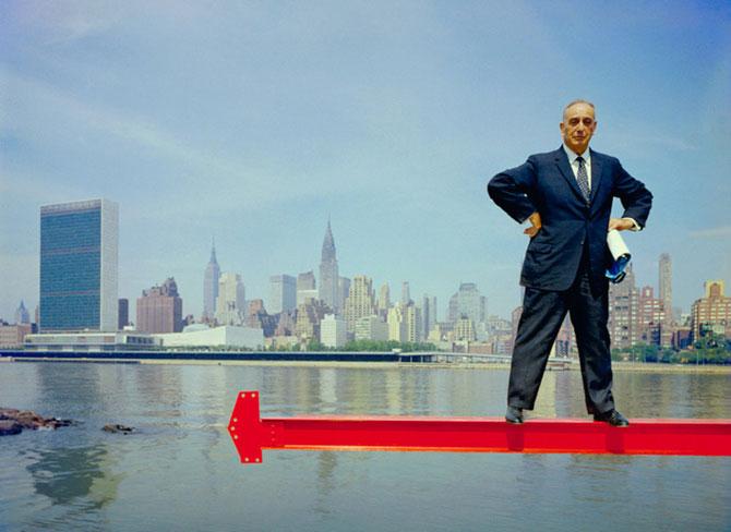 Arnold Newman, fotograful unui intreg secol - Poza 5