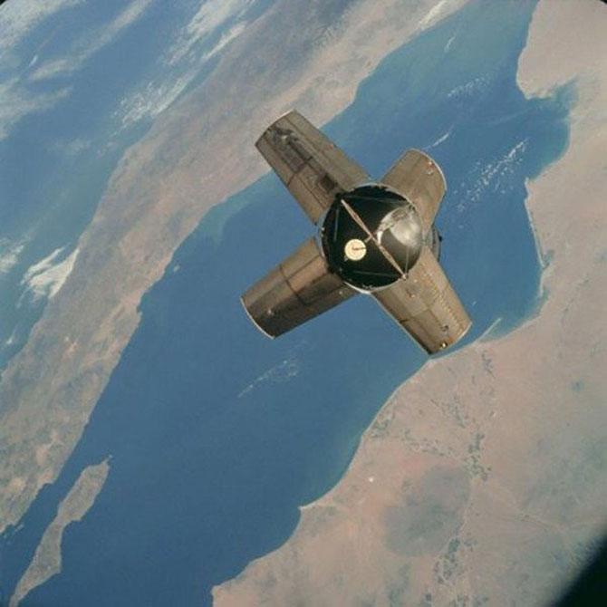 10 fotografii din arhiva NASA