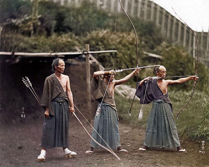 Fotografii istorice colorate: Trecutul prinde viata - Poza 4