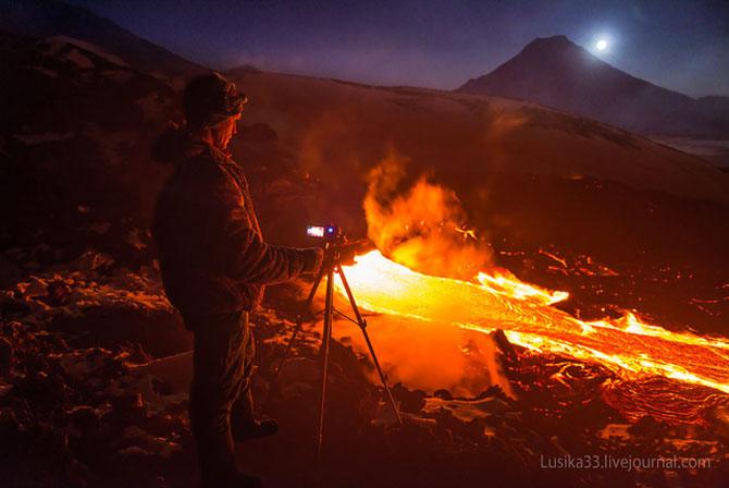 Calatorie spre varful vulcanului, in Rusia - Poza 7