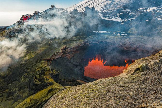Calatorie spre varful vulcanului, in Rusia - Poza 8