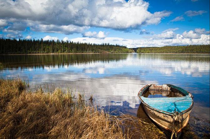 Frumusetea tinuturilor sub-arctice, cu Dave Brosha - Poza 1