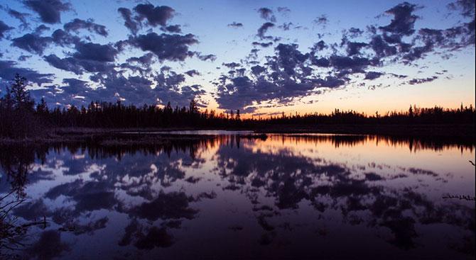 Frumusetea tinuturilor sub-arctice, cu Dave Brosha - Poza 7