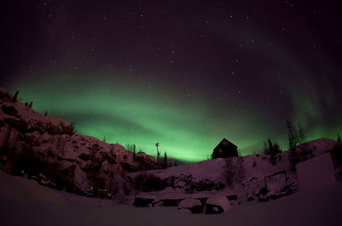 Frumusetea tinuturilor sub-arctice, cu Dave Brosha - Poza 9