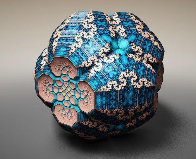 Fascinantii fractali Faberge ai lui Tom Beddard - Poza 4