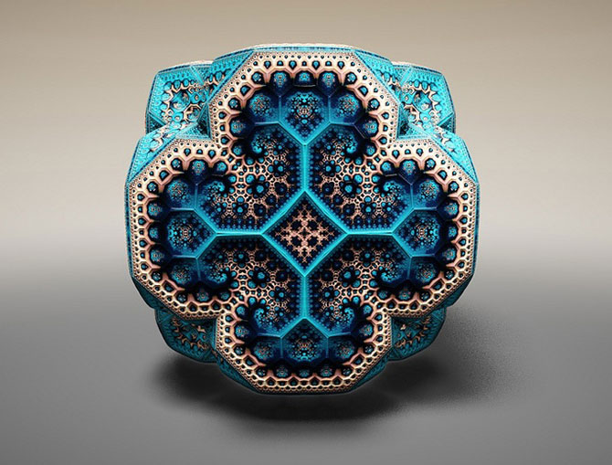 Fascinantii fractali Faberge ai lui Tom Beddard - Poza 5