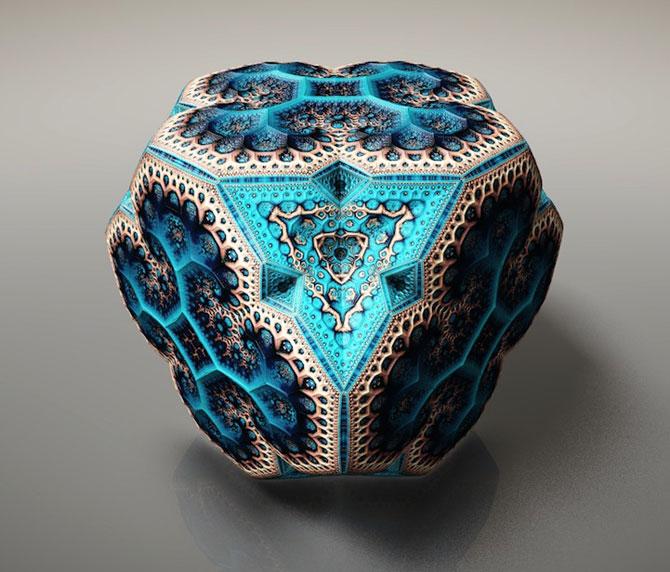 Fascinantii fractali Faberge ai lui Tom Beddard - Poza 6