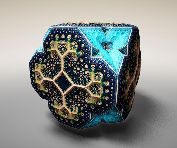 Fascinantii fractali Faberge ai lui Tom Beddard - Poza 7