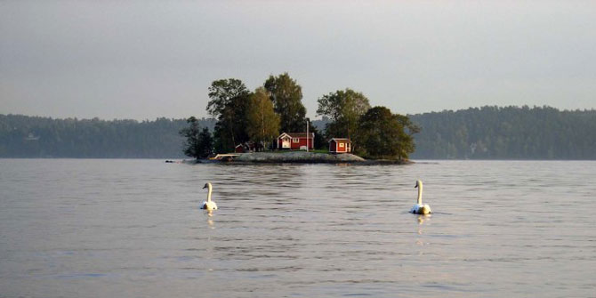 O insula privata, numai pentru artisti - Poza 3
