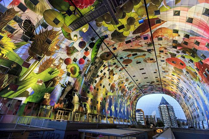 Minunata piata pictata din Olanda - Poza 6
