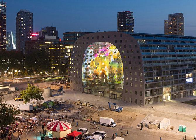 Minunata piata pictata din Olanda - Poza 7