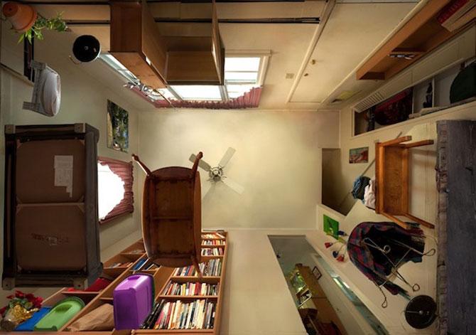 Camere fotografiate de jos in sus de Michael Rohde - Poza 1
