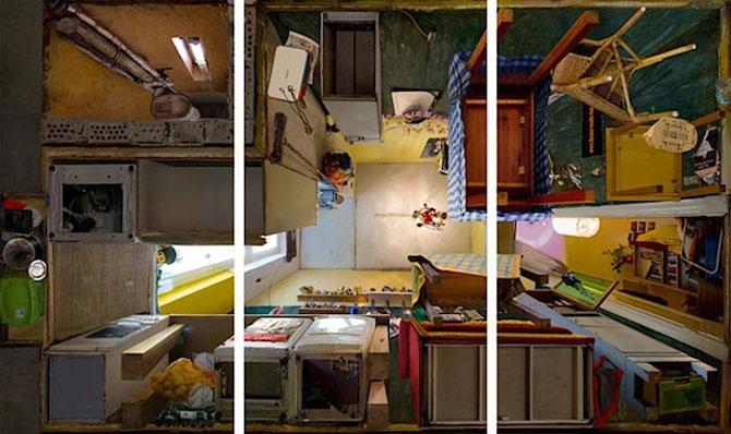 Camere fotografiate de jos in sus de Michael Rohde - Poza 2