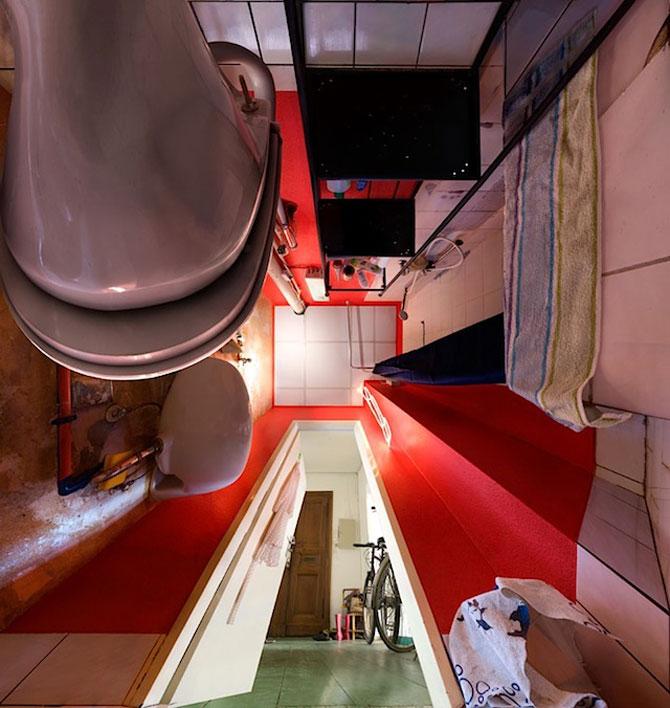 Camere fotografiate de jos in sus de Michael Rohde - Poza 5