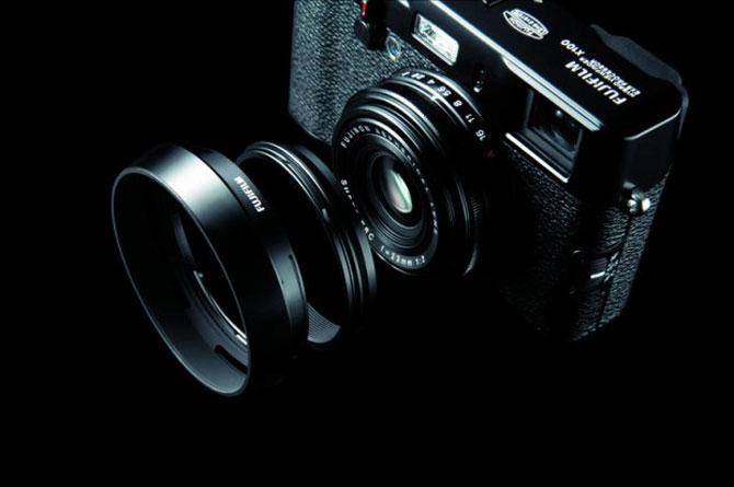 Fotografie de lux: Fuji X100, editie limitata - Poza 1