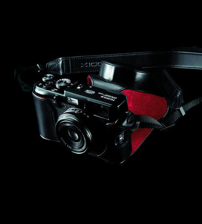 Fotografie de lux: Fuji X100, editie limitata - Poza 3