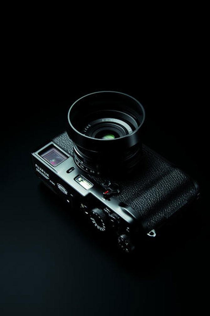 Fotografie de lux: Fuji X100, editie limitata - Poza 4