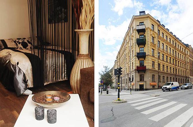 Garsoniera celui mai fericit burlac suedez - Poza 7