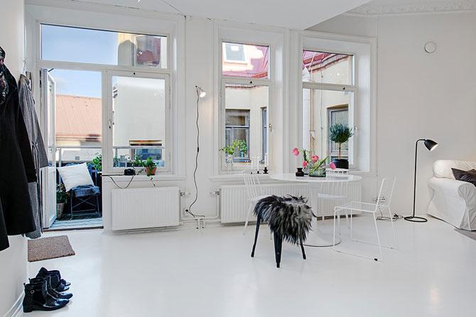 Cocheta garsoniera imaculata de la Gothenburg - Poza 5