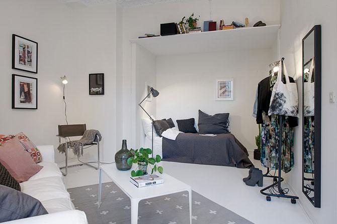 Cocheta garsoniera imaculata de la Gothenburg - Poza 8