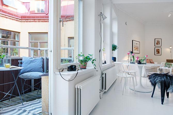 Cocheta garsoniera imaculata de la Gothenburg - Poza 10