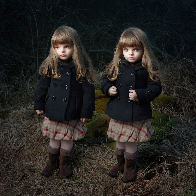 Identice si diferite: Gemene, de Tereza Vlckova - Poza 11
