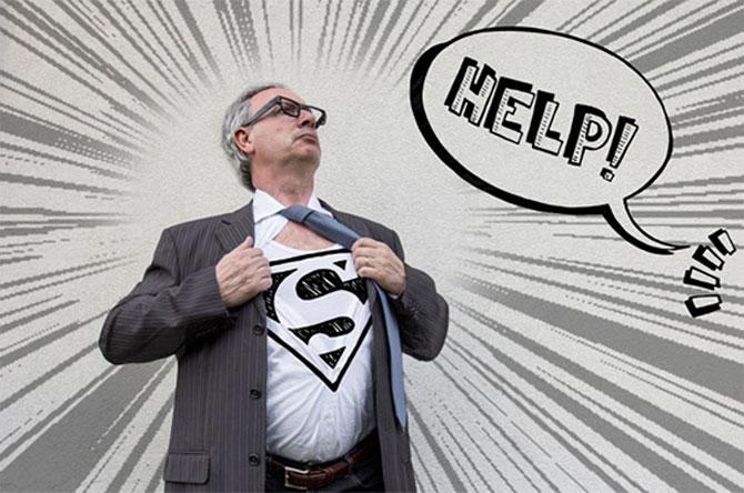 Tata, tu esti super-eroul meu preferat - Poza 2