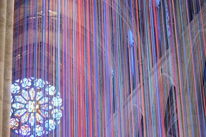 Catedrala impodobita cu 1.000 de panglici - Poza 3