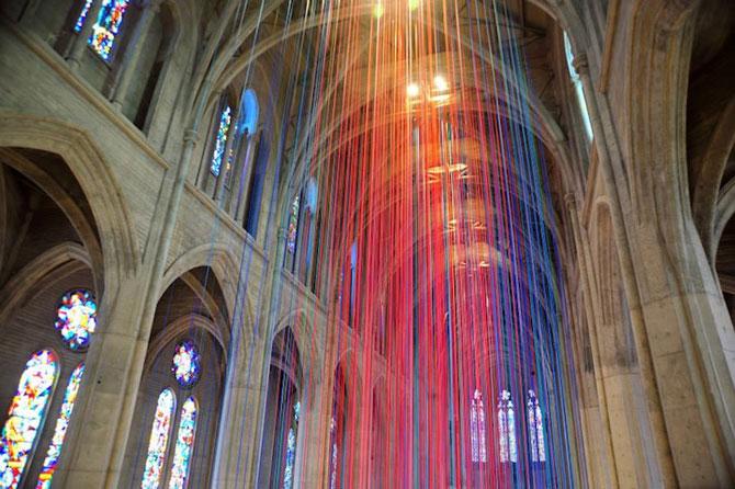 Catedrala impodobita cu 1.000 de panglici - Poza 5