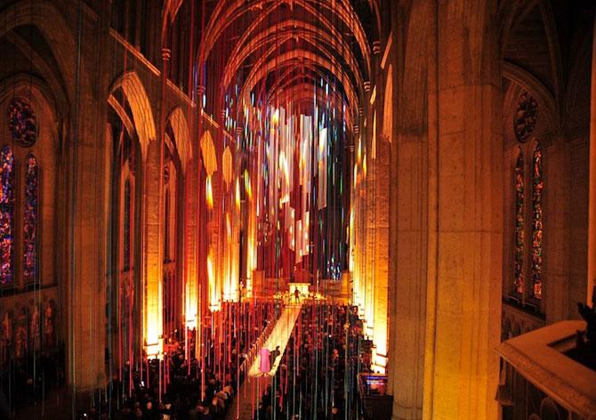 Catedrala impodobita cu 1.000 de panglici - Poza 7