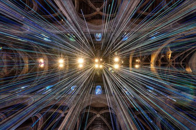 Catedrala impodobita cu 1.000 de panglici - Poza 10