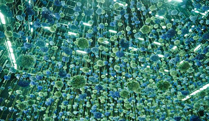 Gradini suspendate din tavan, de Rebecca Louise Law - Poza 8