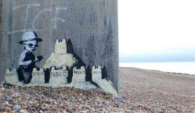 Anonimus de secol 21: Banksy - Poza 13