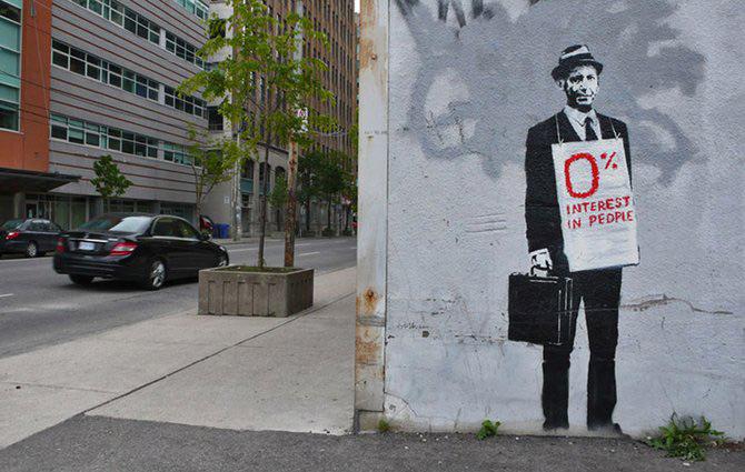 Anonimus de secol 21: Banksy - Poza 18
