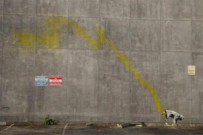 Anonimus de secol 21: Banksy - Poza 22