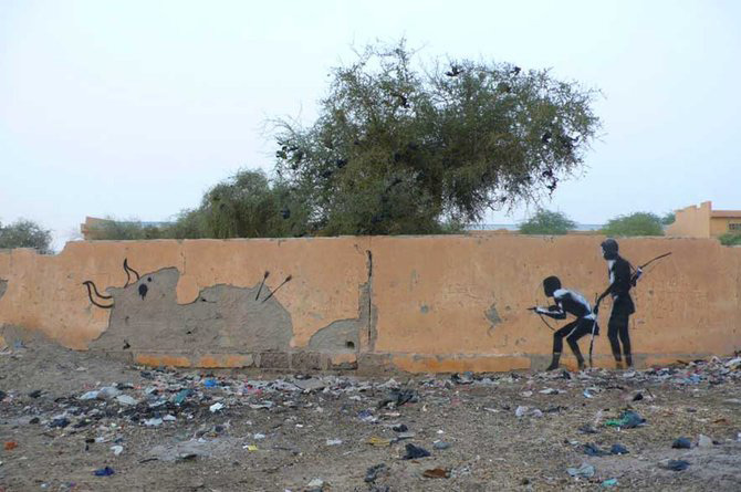 Anonimus de secol 21: Banksy - Poza 23