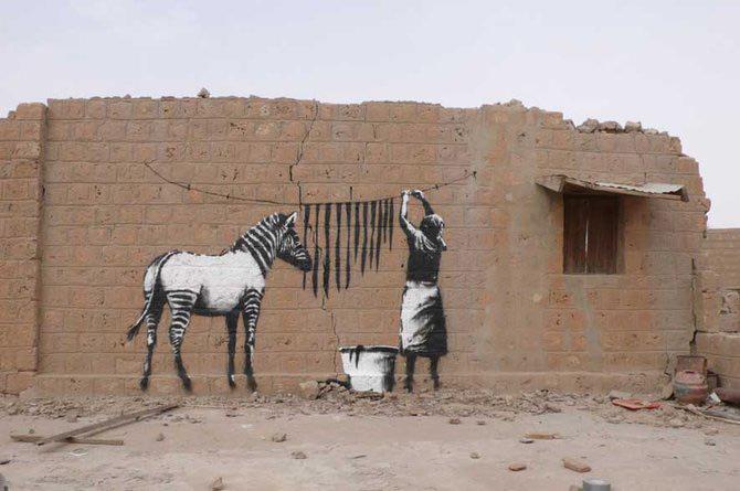 Anonimus de secol 21: Banksy - Poza 24