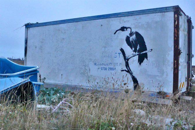 Anonimus de secol 21: Banksy - Poza 26